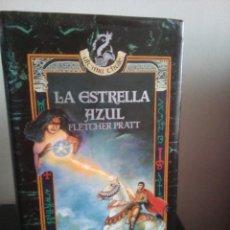 Libros de segunda mano: LA ESTRELLA AZUL - FLETCHER PRATT - ULTIMA THULE 2 - ANAYA - BUEN ESTADO. Lote 114683543
