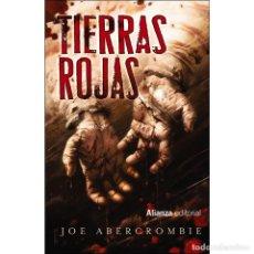 Libros de segunda mano: TIERRAS ROJAS JOE ABERCROMBIE. Lote 115282231