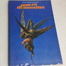 Libros de segunda mano: NUEVA DIMENSION CIENCIA FICCION Y FANTASIA NUMERO 138. Lote 115425003