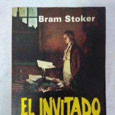 Libros de segunda mano: LIBRO/EL INVITADO DE DRACULA/BRAM STOKER.. Lote 115608467