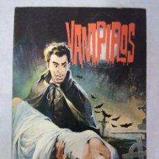 Libros de segunda mano: LIBRO/VAMPIROS/JANOS STRUD.. Lote 115609163