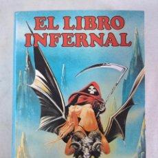 Libros de segunda mano: EL LIBRO INFERNAL/JONAS SUFURINO.. Lote 115615143