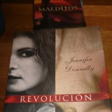 Libros de segunda mano: REVOLUCION JENNIFER DONNELLY. Lote 115623422