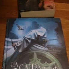 Libros de segunda mano: LA CAÍDA DE LOS REINOS MORGAN RHODES. Lote 115623526