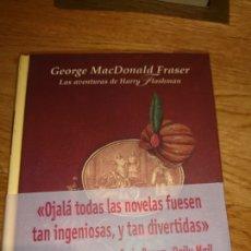 Libros de segunda mano: FLASHMAN Y LA MONTAÑA DE LUZ GEORGE MACDONALD FRASER. Lote 115623764