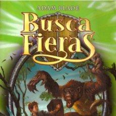 Libros de segunda mano: NOVELA BUSCA FIERAS, Nº 8: GARRA EL SIMO GIGANTE - ADAM BLADE; DESTINO. Lote 115950947
