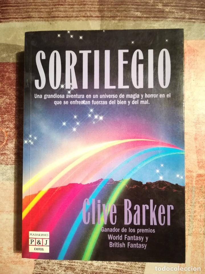 SORTILEGIO - CLIVE BARKER (Libros de Segunda Mano (posteriores a 1936) - Literatura - Narrativa - Ciencia Ficción y Fantasía)