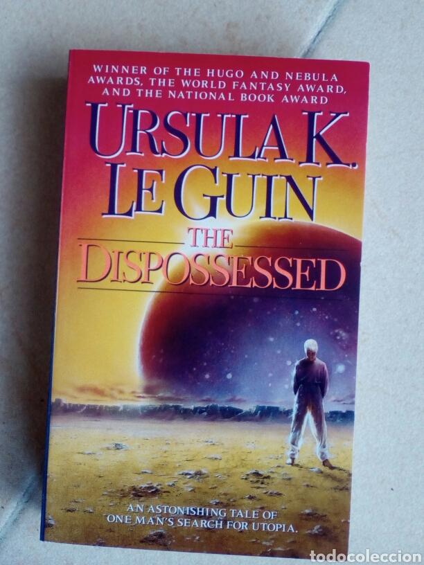 LOS DESPOSEÍDOS. URSULA K. LE GUIN. EN INGLÉS (Libros de Segunda Mano (posteriores a 1936) - Literatura - Narrativa - Ciencia Ficción y Fantasía)