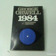 Libros de segunda mano: 1984 (AUTOR: GEORGE ORWELL) . Lote 116808923