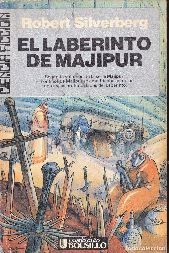Ultramar Ciencia Ficcion El Laberinto De Majipu Buy Books Of