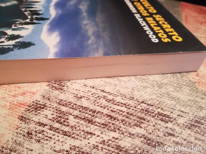Libros de segunda mano: Culto secreto y otros relatos - Algernon Blackwood - Foto 3 - 117847215