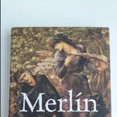 Libros de segunda mano: MERLIN HISTORIA Y LEYENDA DE LA INGLATERRA DEL REY ARTURO. GEOFFREY ASHA. 2007. W. Lote 118428727