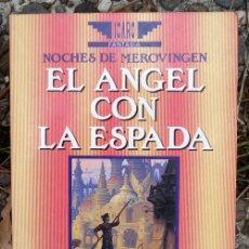 Libros de segunda mano: EL ANGEL CON LA ESPADA. C.J. CHERRYH. Lote 118854695