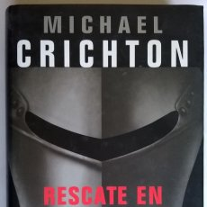 Gebrauchte Bücher - 912-Rescate en el tiempo (1999-1357)-Crichton, Michael, CÍRCULO DE LECTORES, TAPA DURA - 54408178