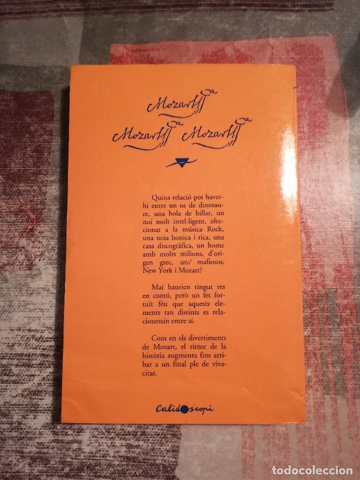 Libros de segunda mano: Mozart, Mozart, Mozart - J. F. Almagro - en català - Foto 2 - 119680727