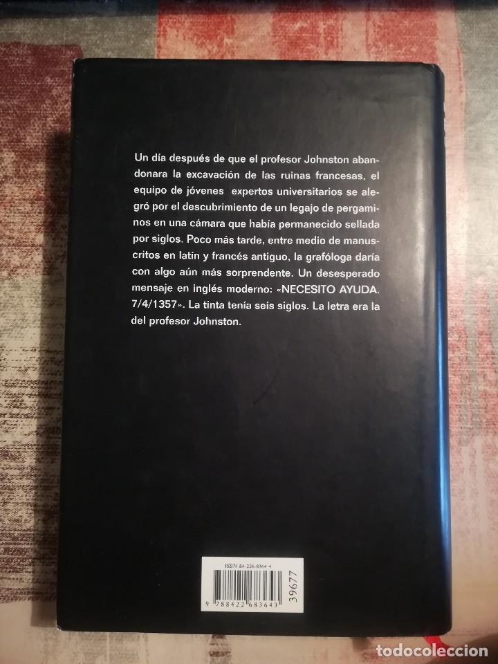 Libros de segunda mano: Rescate en el tiempo (1999-1357) - Michael Crichton - Foto 2 - 119716971