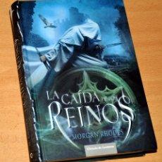 Libros de segunda mano: LA CAÍDA DE LOS REINOS - DE MORGAN RHODES - CÍRCULO DE LECTORES - AÑO 2013. Lote 119860451