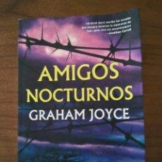 Libros de segunda mano: AMIGOS NOCTURNOS - GRAHAM, J.. Lote 120101131