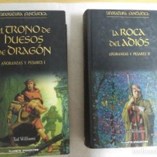 Libros de segunda mano: AÑORANZAS Y PESARES I Y II. Lote 120153967