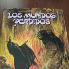 Libros de segunda mano: LOS MUNDOS PERDIDOS... Y UNA SELECCIÓN DE LOS MEJORES RELATOS DE CLARK ASHTON SMITH. Lote 179154121