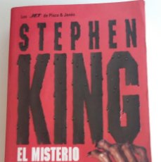 Libros de segunda mano: STEPHEN KING - EL MISTERIO DE SALEM'S LOT. Lote 120442411