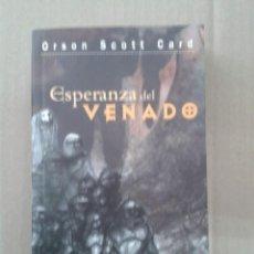 Libros de segunda mano: ESPERANZA DEL VENADO. Lote 120542923