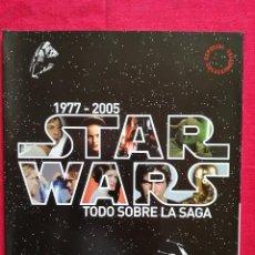 Libros de segunda mano: REVISTA FOTOGRAMAS STAR WARS 1997 2005 TODO SOBRE LA SAGA.. Lote 120695299