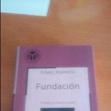 Libros de segunda mano: FUNDACION DE ISAAC ASIMOV (BIBLIOTECA EL MUNDO). Lote 120787691