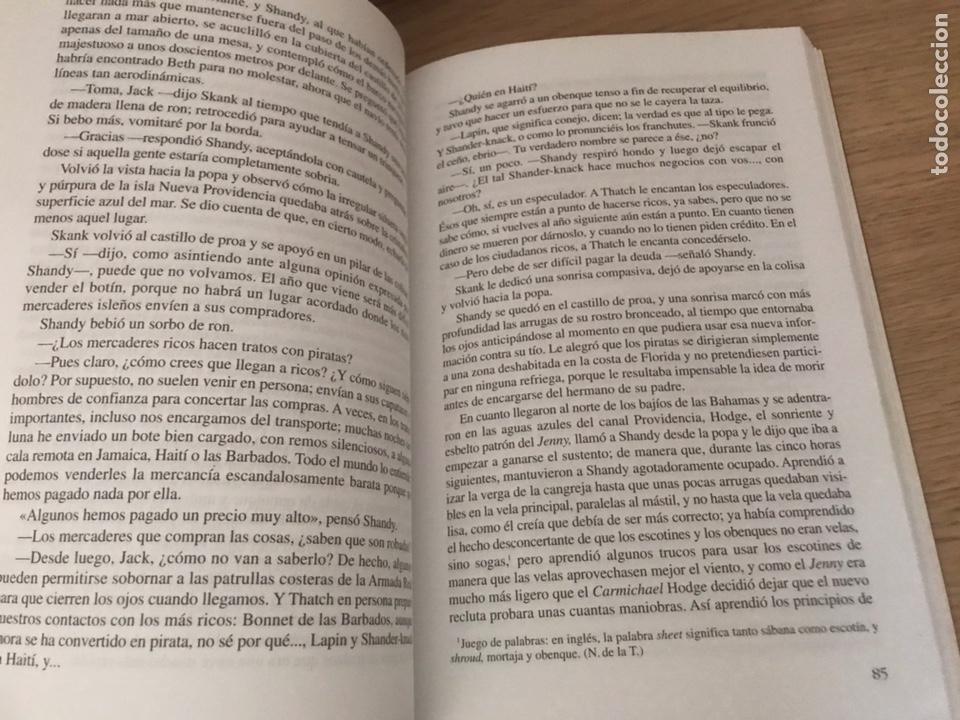 Libros de segunda mano: TIM POWERS EN COSTAS EXTRAÑAS. 1ª EDICIÓN. 2001. GIGAMESH. - Foto 2 - 121121660