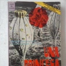 Libros de segunda mano: UNA PRINCESA DE MARTE - EDGAR RICE BUROUGHS - JOYAS DE BOLSILLO NOVARO 1967. Lote 121344403