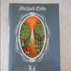 Libros de segunda mano: LA HISTORIA INTERMINABLE. MICHAEL ENDE. CIRCULO DE LECTORES, 1985. TAPA DURA CON SOBRECUBIERTA. TINT. Lote 133887755