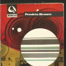 Libros de segunda mano: FREDRIC BROWN. POR SENDAS ESTRELLADAS. EDHASA. Lote 121619635