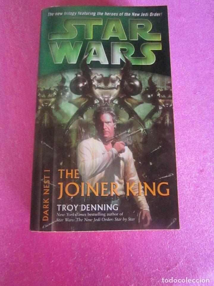 STAR WARS THE JOINER KING TROY DENNING (Libros de Segunda Mano (posteriores a 1936) - Literatura - Narrativa - Ciencia Ficción y Fantasía)