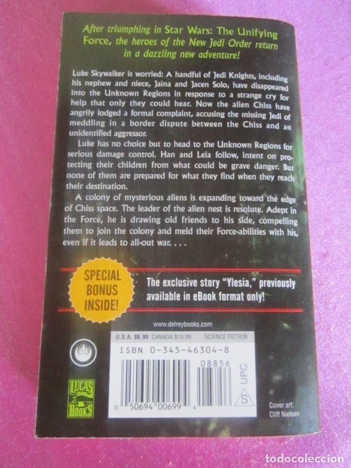 Libros de segunda mano: STAR WARS THE JOINER KING TROY DENNING - Foto 2 - 121745403
