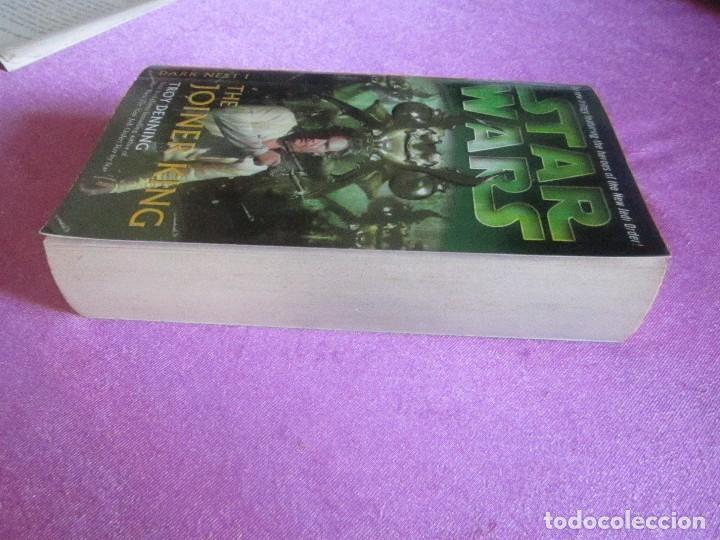Libros de segunda mano: STAR WARS THE JOINER KING TROY DENNING - Foto 4 - 121745403