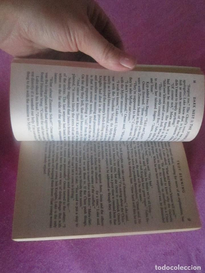 Libros de segunda mano: STAR WARS THE JOINER KING TROY DENNING - Foto 7 - 121745403