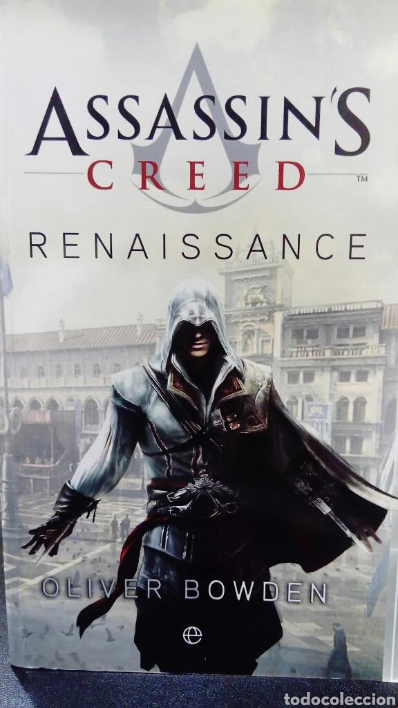 Renaissance book creed assassins