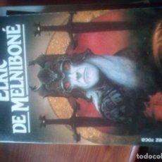 Libros de segunda mano: ELRIC DE MELNIBONÉ. Nº 11. MICHAEL MOORCOCK. MARTINEZ ROCA. 1986. Lote 122072307