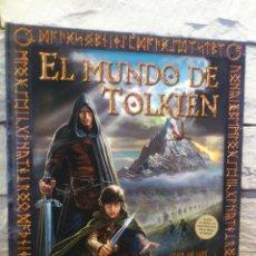 Libros de segunda mano: EL MUNDO DE TOLKIEN - EL SEÑOR DE LOS ANILLOS - LAROUSSE - PRIMERA EDICION 2012 - TAPAS DURAS NUEVO. Lote 122266147