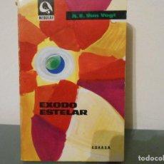 Libros de segunda mano: EXODO ESTELAR - NEBULAE. Lote 122829923