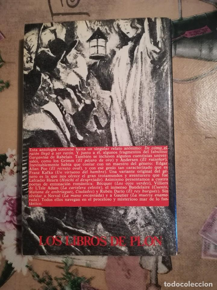 Libros de segunda mano: Grandes relatos fantásticos - V.V.A.A. - Colección La Garza - 1ª edición 1983 - Foto 2 - 122904135