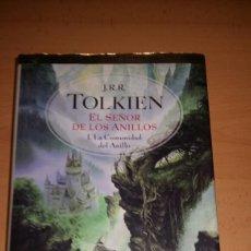 Libros de segunda mano - El señor de los anillos. La comunidad del anillo. Tolkien. Minotauro - 122969856