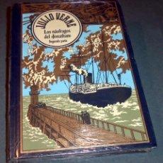 Libros de segunda mano: LIBRO - NOVELA JULIO VERNE: LOS NÁUFRAGOS DEL JONATHAN, 2ª PARTE (RBA 2002). Lote 123061319