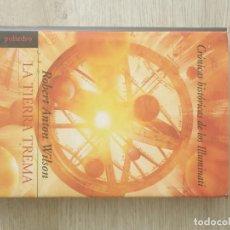 Libros de segunda mano: LA TIERRA TREMA (ROBERT ANTON WILSON). Lote 124614883