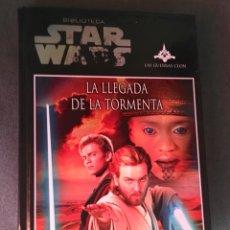 Libros de segunda mano: STAR WARS. LA LLEGADA DE LA TORMENTA. ALAN DEAN FOSTER. Lote 125221900