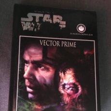 Libros de segunda mano: STAR WARS. VECTOR PRIME. R.A. SALVATORE. Lote 125222202