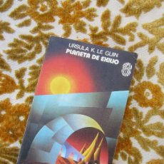 Libros de segunda mano: LIBRO PLANETA DE EXILIO URSULA K. LE GUIN 1979 ED. MARTINEZ ROCA L-11649-863. Lote 125644715