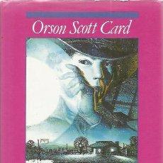 Libros de segunda mano: ALVIN MAKER. ALVIN EL APRENDIZ - ORSON SCOTT CARD - NOVA FANTASIA - TAPA DURA Y SOBRECUBIERTA. Lote 125839639