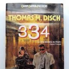 Libros de segunda mano: 334. THOMAS M. DISCH. Lote 125868243