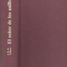 Libros de segunda mano: J.R.R. TOLKIEN : EL SEÑOR DE LOS ANILLOS. (CÍRCULO DE LECTORES, 1984). CONTIENE LAS 3 PARTES. Lote 125908391